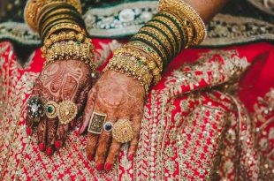Check Out These 10 Gorgeous Bangle Images for Wedding Even