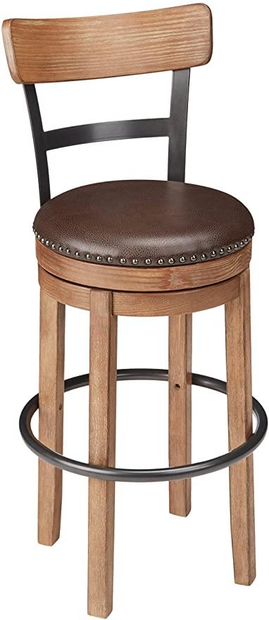 Amazon.com: Ashley Furniture Signature Design - Pinnadel Swivel .