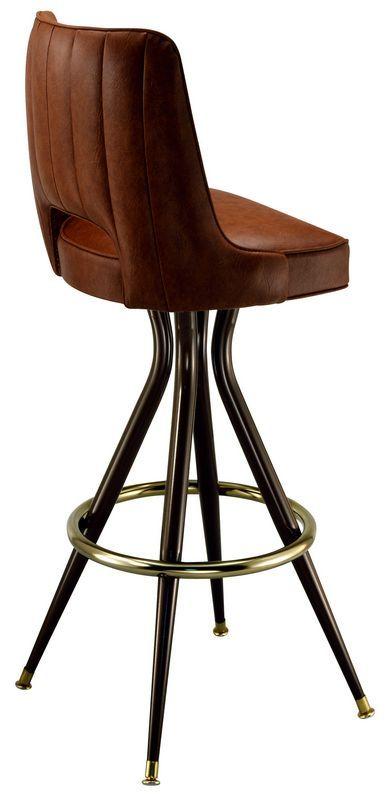 Commercial Restaurant Bar Stool | Upholstered Restaurant Bar .