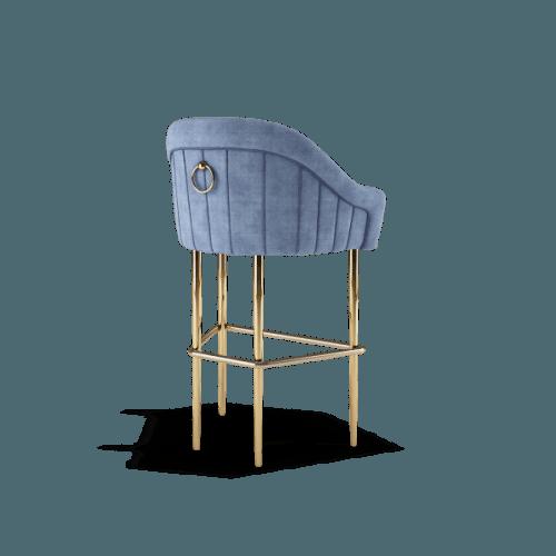 Bar Chair by Ottiu | Beyond Upholstery - Luxury Modern Bar Chai