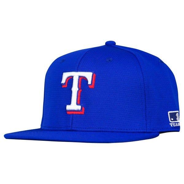 Texas Rangers OC Sports MLB Replica FlexFit Baseball C