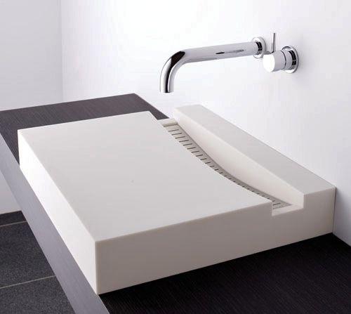 Unusual Bathroom Basins by Omvivo - Motif and KL | Washbasin .