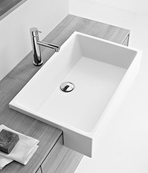 Wash basins | Wash basins | Washbasins | Minimal | Milldue. Semi .