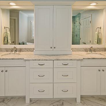 American Made Bathroom Cabinets & Vaniti