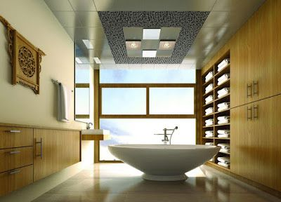 New false ceiling design ideas for bathroom 2019 (With images .