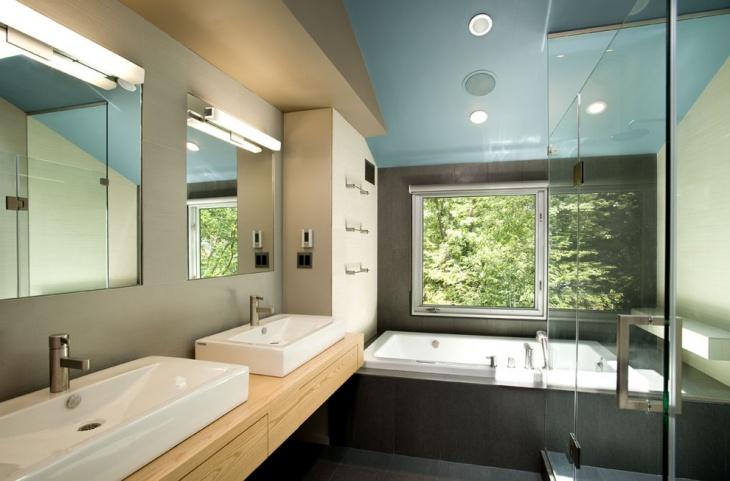 20+ Best Bathroom Ceiling Designs, Decorating Ideas | Design .