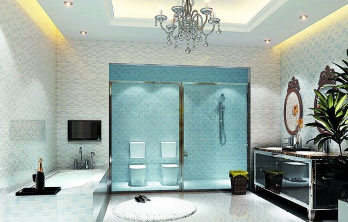 Extravagant Bathroom Ceiling Designs to be inspired | Maison .