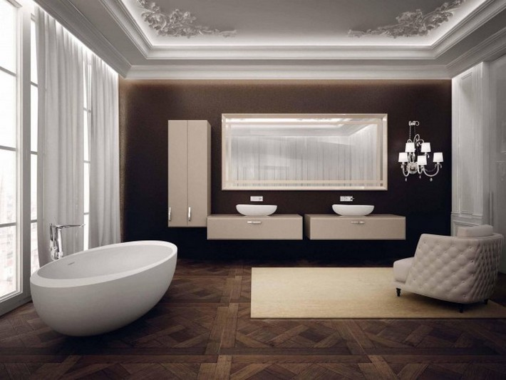Get the unique look with this bathroom chairs | Inspiration and .