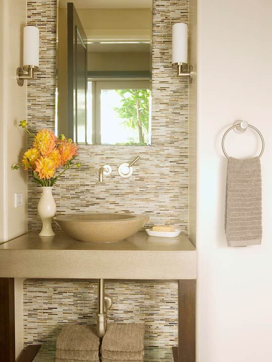 Neutral Color Bathroom Design Ideas (With images) | Color bathroom .