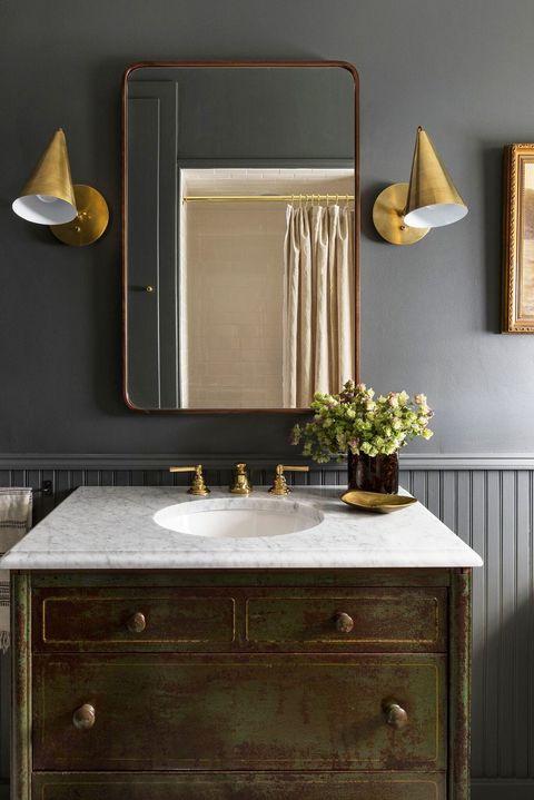 22 Best Bathroom Colors - Top Paint Colors for Bathroom Wal