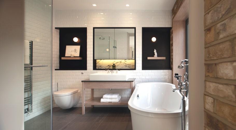 Modern Bathroom Decor Ideas - putra sulung - Medi