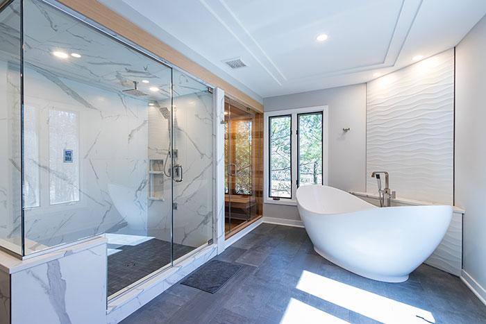 Bath Projects | Bathroom Designs | Kitchen & Bath Busine