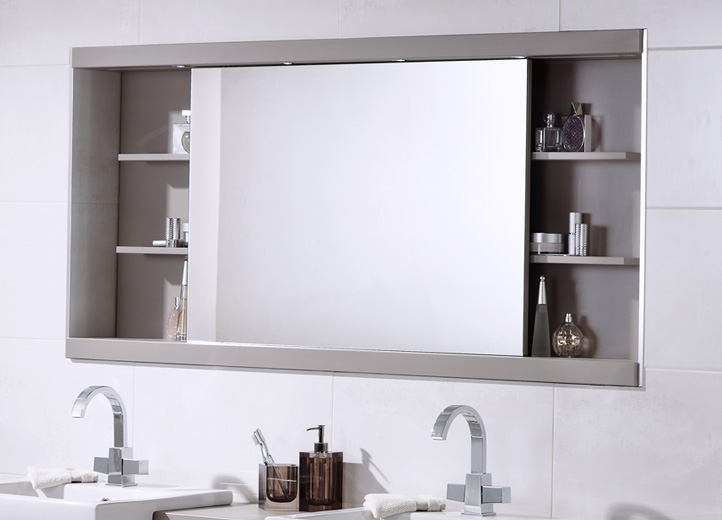 Take Your Time to Choose Classy Bathroom Mirror Cabinets – Decorifus