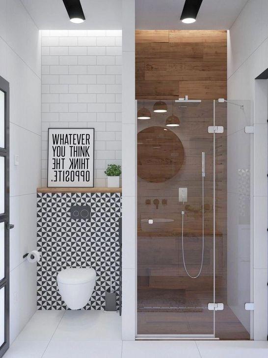 49 Amazing Bathroom Shower Remodel Ideas On A Budget - HOMYSTY