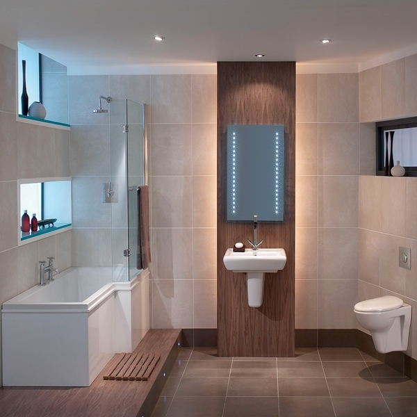Stunningly Captivating Bathroom Suite Ranges by Plumbworld .