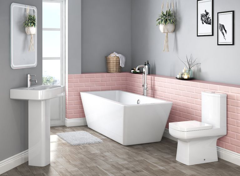 Bathroom Suites Online - Image of Bathroom and Clos