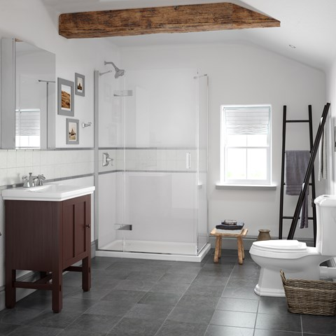 Designer Bathroom Suites For Every Home | KOHL