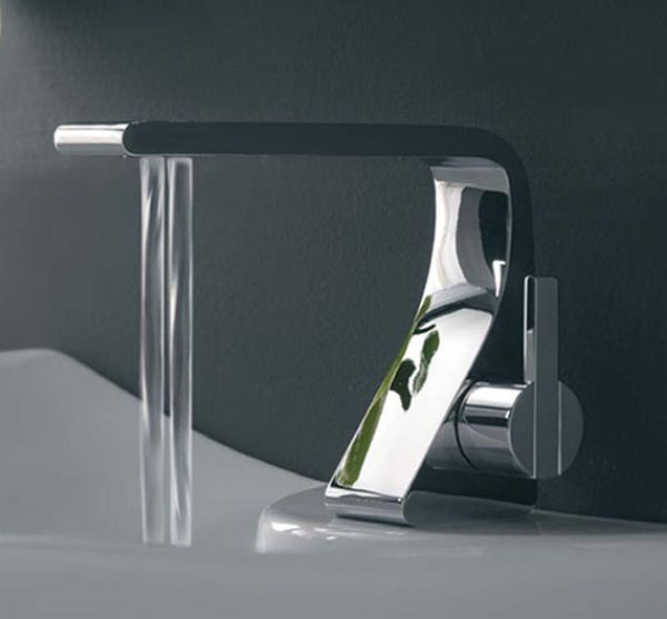 Modern Bathroom faucets – fashionable and unique detail (mit .