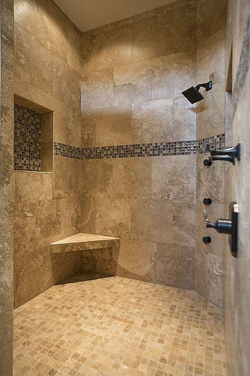 Bathroom Tile Design — Material Types For Bathroom Tile Desig