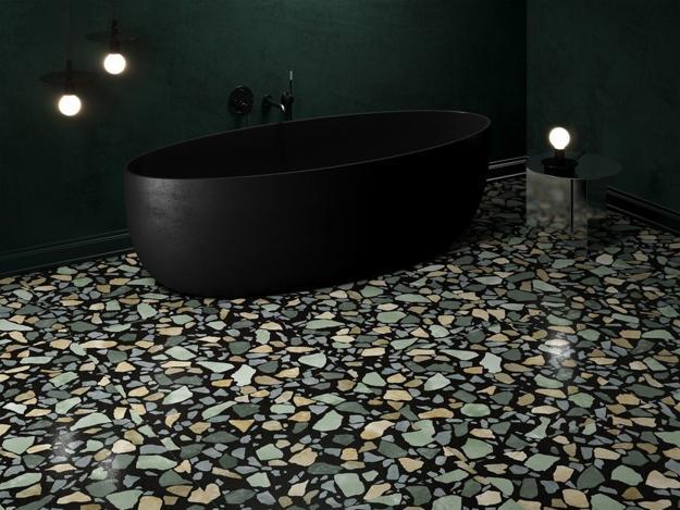 Modern Bathroom Tile Design, Trends 20
