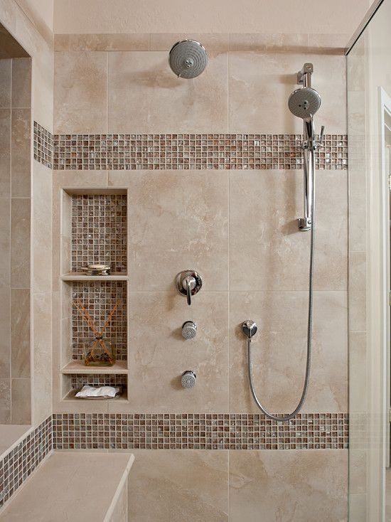 Best 13+ Bathroom Tile Design Ideas (With images) | Bathroom .