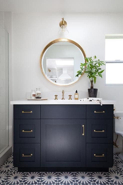 26 Bathroom Vanity Ideas & Design Vanities | Modern bathroom tile .