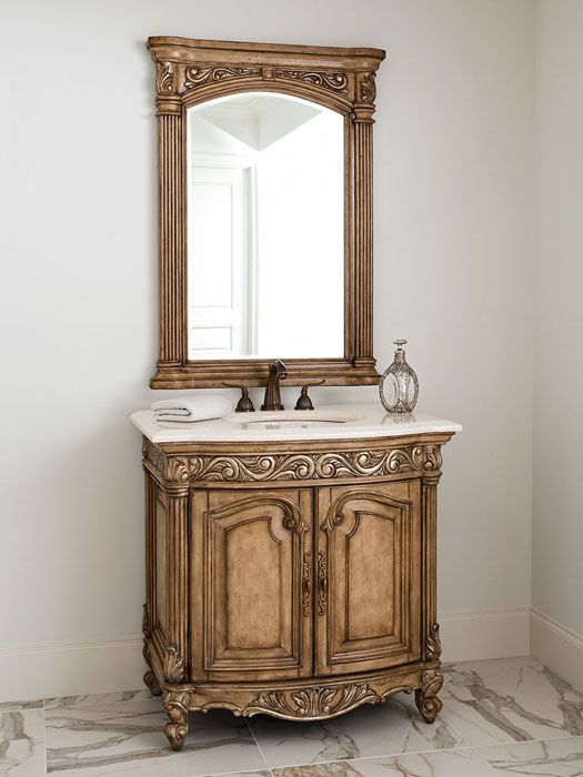 French Provincial Bathroom Vanities Been Looking For (With images .