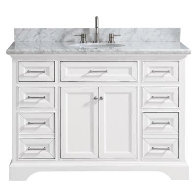 48 Inch Vanities - Bathroom Vanities - Bath - The Home Dep
