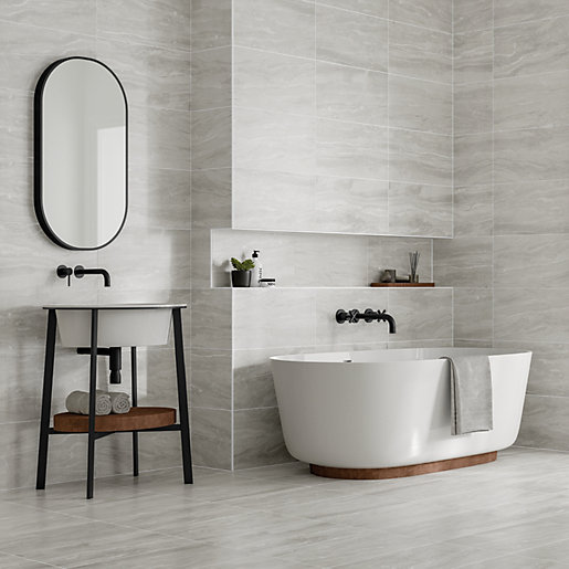 What Is The Significance Of Bathroom Wall Tiles? – Decorifus