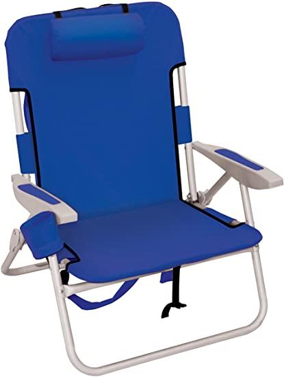 "Amazon.com : Rio Beach Big Boy Folding 13"" High Seat Backpack ."