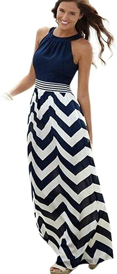 Amazon.com: morecome Beach Dresses, Women New Summer Long Evening .