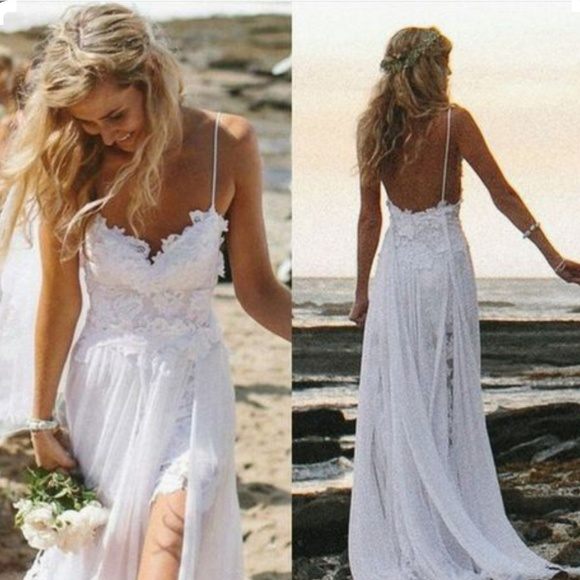 White Beach Dresses – Fashion dress