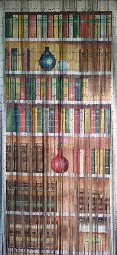 Amazon.com: ABeadedCurtain 125 String Bookcase Beaded Curtain 38 .