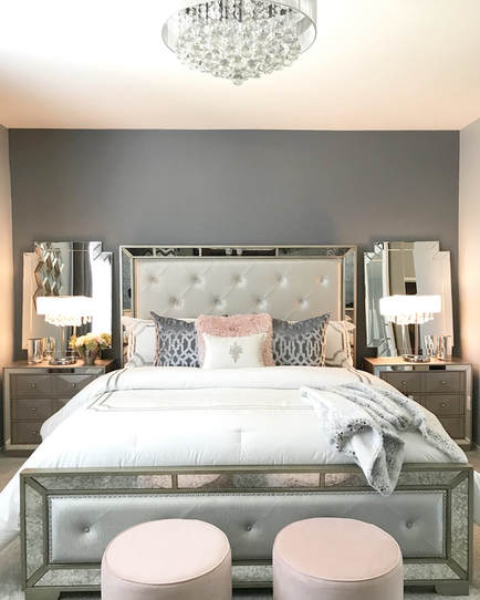 My New Furniture of America Bed - Designs by Jea