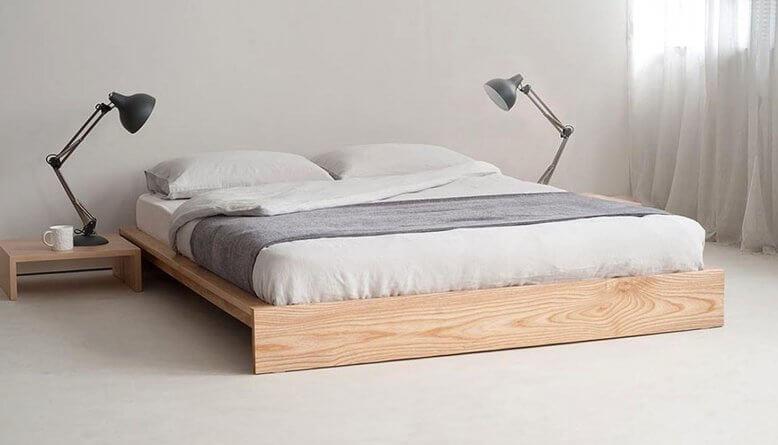 30 Unique DIY Bed Frame Ideas - DIY Home A