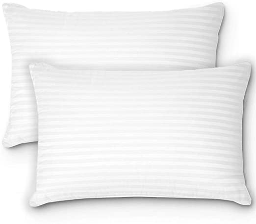 Amazon.com: oaskys Bed Pillows for Sleeping Standard Queen Premium .