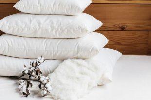 Wool-Filled Bed Pillows – Holy Lamb Organi
