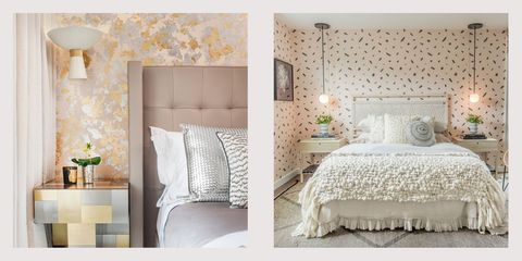 15 Pink and Gray Bedroom Ideas - Decorating With Pink and Gr