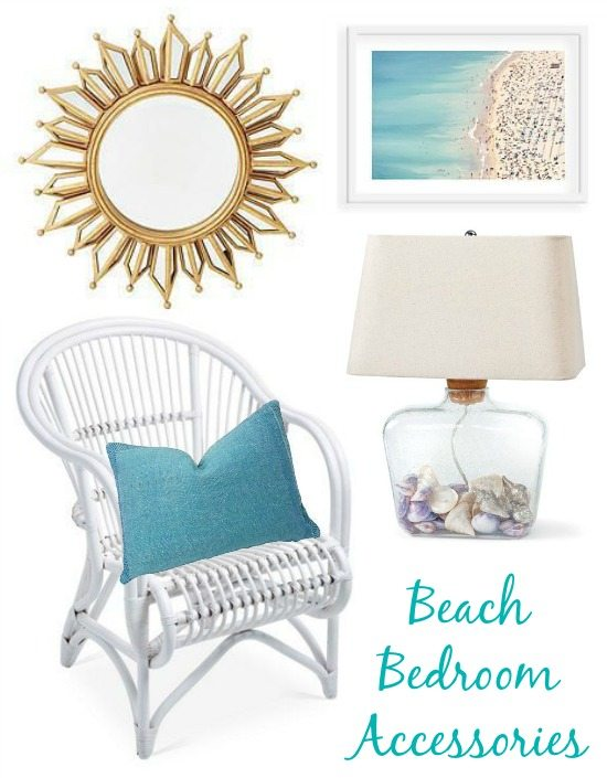 Breezy Beach Bedroom Ideas from One Kings Lane - Beach Bliss Livi
