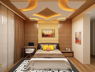modern small bedroom decor lighting furniture design ideas 2019 .