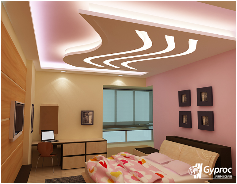 Artistic bedroom ceiling designs that redefine the beauty of your .