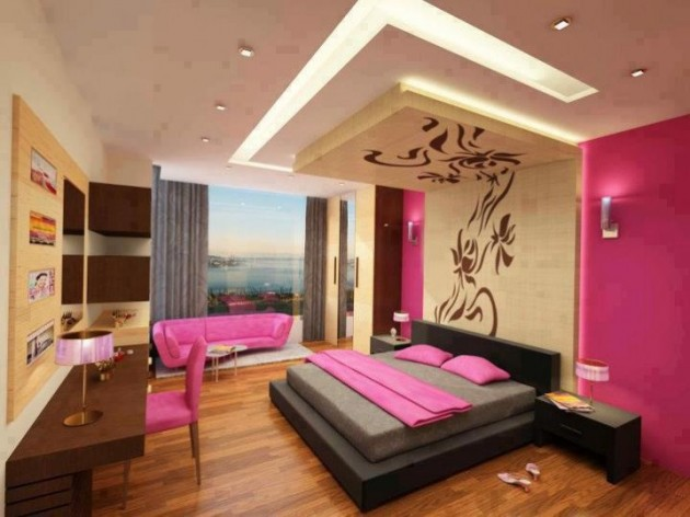 15 Ultra Modern Ceiling Designs For Your Master Bedro