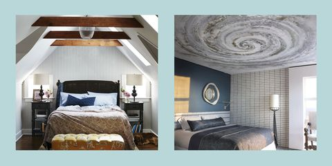 15 Bedrooms With Statement Ceilings - Stunning Ceiling Desig