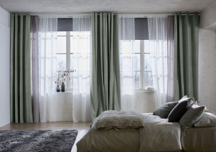 A Simple Guide on Choosing The Right Bedroom Curtai