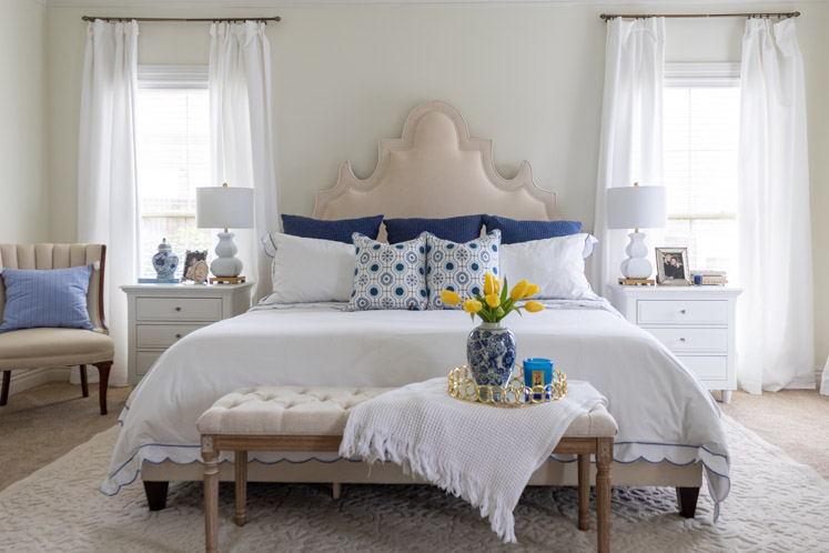 Five Simple Bedroom Decorating Ideas for Spring | Home Design .