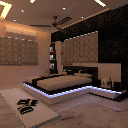 Master Bedroom Interior Designing Services at Rs 1500/square feet .