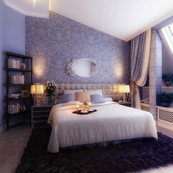 Bedroom wall design – creative decorating ideas | Interior Design .