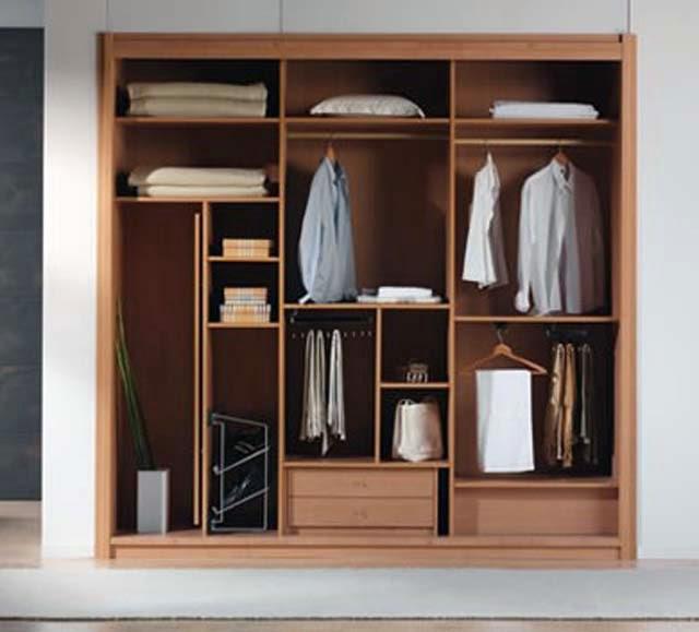 Interior Design Bedroom Wardrobe - AyanaHou