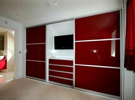 bedroom wardrobes like the TV set in not the colour though .