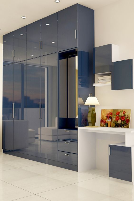 15 Wardrobe Bedroom Designs | Bedroom furniture design, Cupboard .